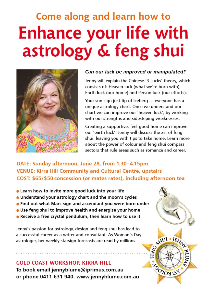 How can feng shui help you?