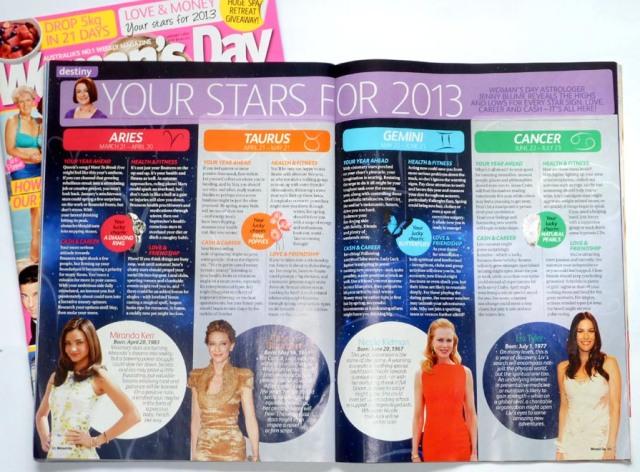 Annual 2013 stars - Jenny Blume